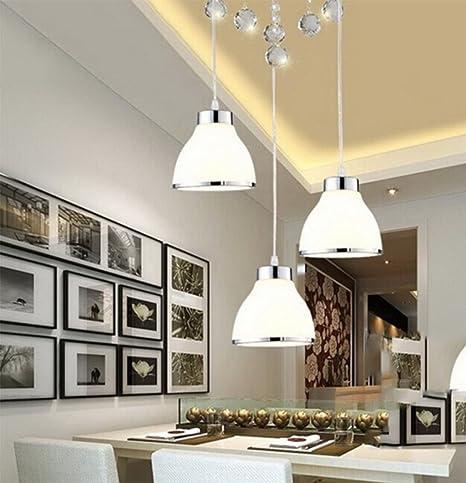 Ristorante luci lampadari tre innovative moderne e minimaliste ...