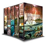 Apex Predator Thriller Series Collection (Including the blockbuster new shark park thriller, Salechii)