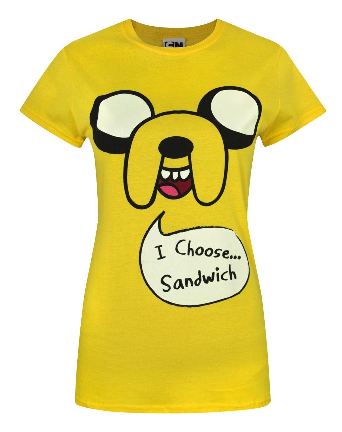 Donne – Official – Adventure Time – T-Shirt (XL)