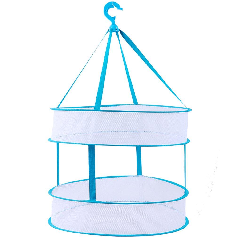 Cesta de ropa de doble a prueba de viento Cesta de secado cesta de ...