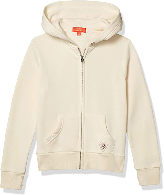 Butter Girls Hooded Sweatshirt Cream