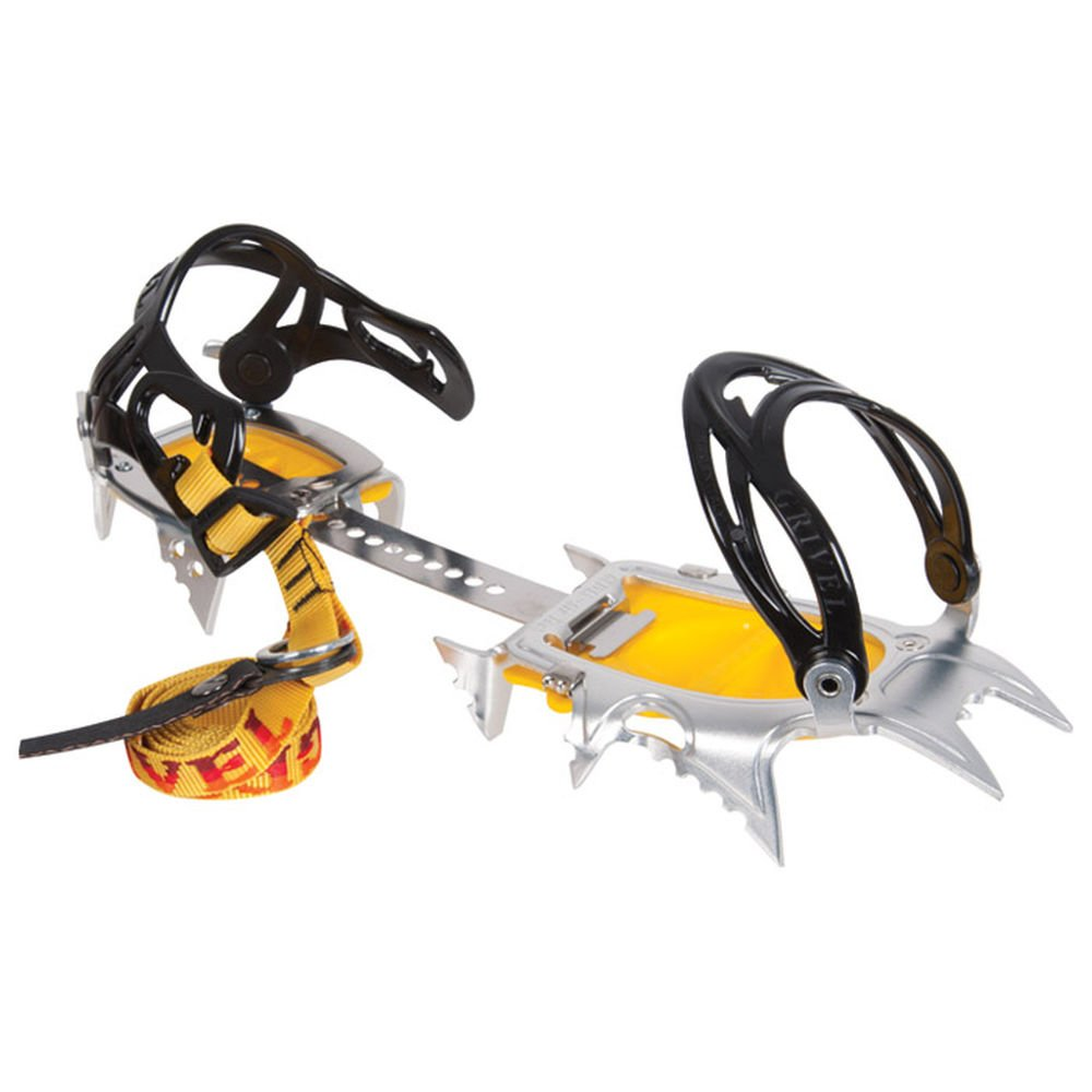 GRIVEL Air Tech Light New-Classic Crampons One Color One Size by Grivel