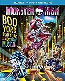 Monster High: Boo York, Boo York (Blu-ray + DVD + DIGITAL HD)