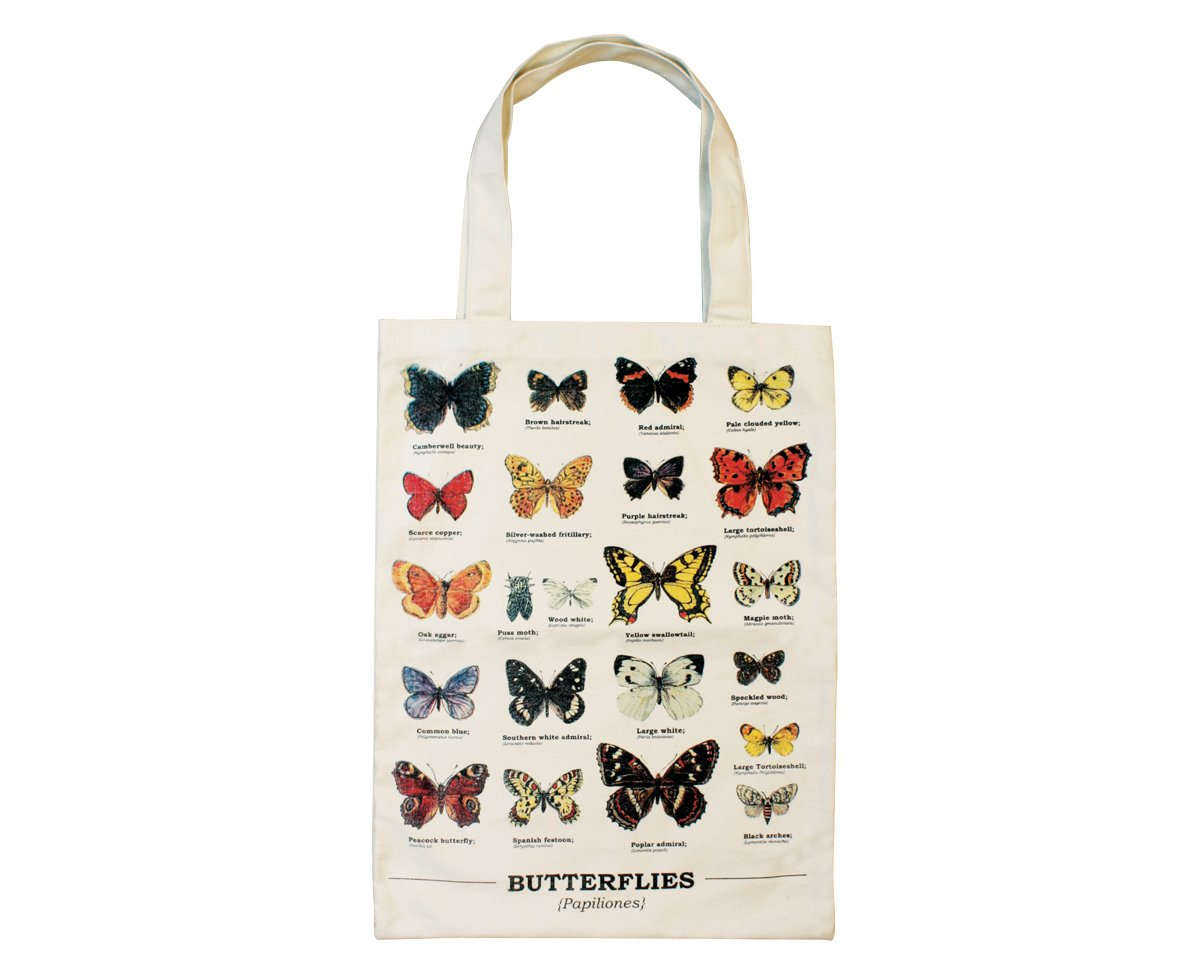 gift republic(ギフトリパブリック) Butterflies トートバッグ バタフライ B0090KDJNG
