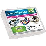 Box Organizador, Paramount, GG, 37x27x6 cm, Cristal