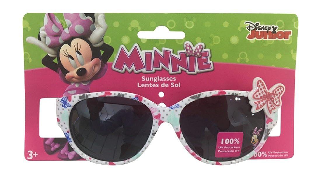 Disney Minnie Mouse Bow Sunglasses - 100% UVA & UVB Protection