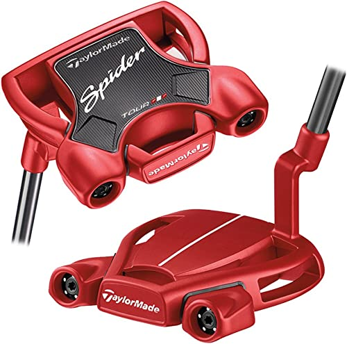 TaylorMade Golf Spider Tour Red 1 Sightline Putter