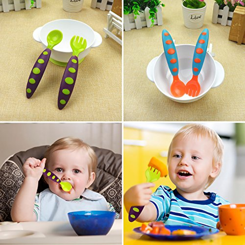 Baby Play Plastic Spoon Stock Photo & More Pictures of ...