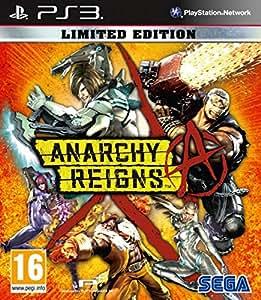Anarchy Reigns: Limited Edition by SEGA (2013) - PlayStation 3