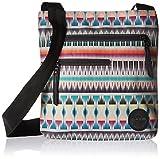 "Dakine - Jo Jo Women's Crossbody Bag - Perfect Size - Fits Tablet - Adjustable Cross Body Shoulder Strap - Interior Zippered Pocket - 10"" x 11"" (Zanzibar)"