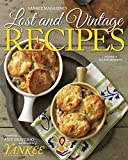 yankees dishes - Yankee's Lost & Vintage Recipes