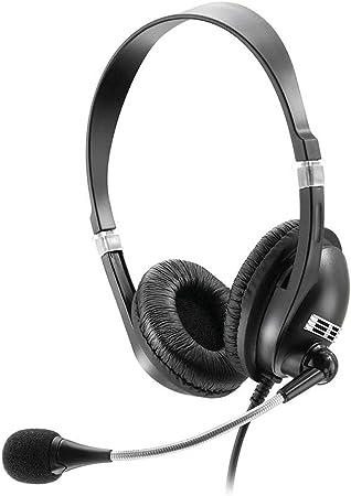 Fone de Ouvido Headset Premium Acoustic Multilaser Ph041