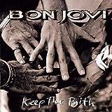 KEEP THE FAITH CD GERMAN MERCURY 1993 by Bon Jovi