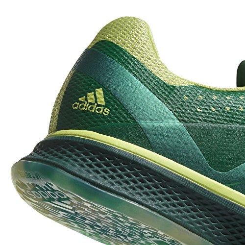 adidas Counterblast, Zapatillas de Balonmano Para Hombre, Verde (Verfue/Seamhe/Veruni 000), 39 1/3 EU