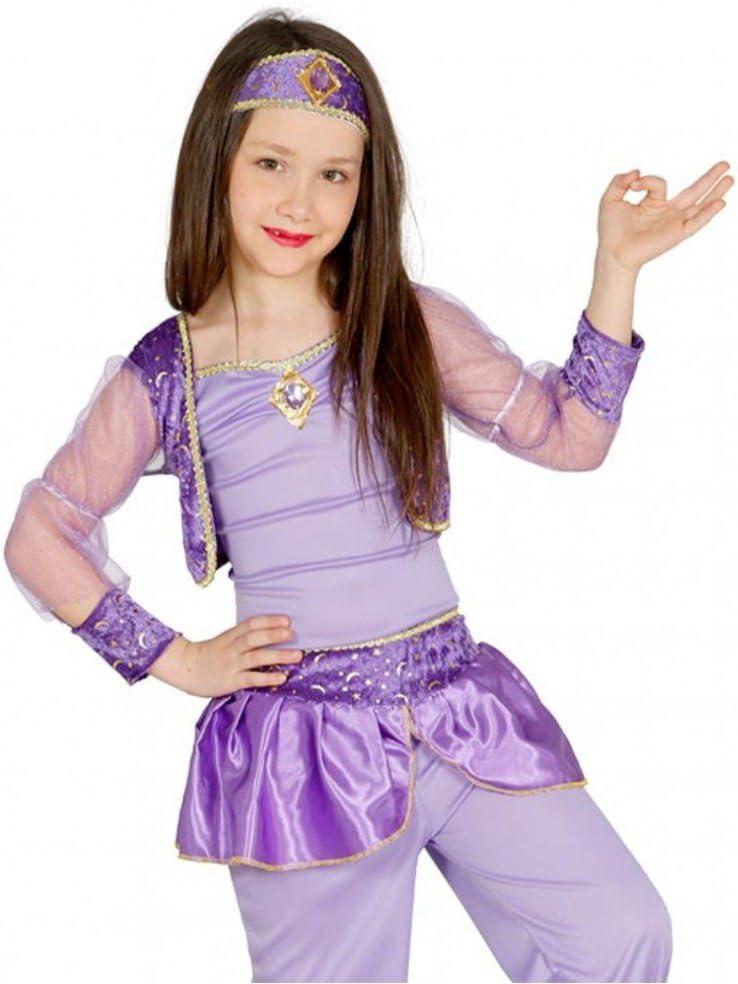 Guirca - Disfraz de bailarina oriental, talla 3-4 años, color ...