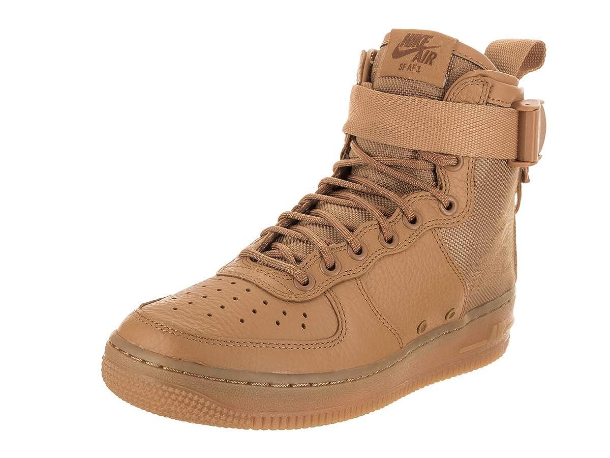 MultiCouleure (EleHommestal or Eleme 700) Nike W SF Af1 Mid, Mid, Chaussures de Fitness Femme  pour pas cher