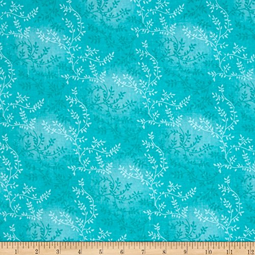 Santee Print Works 108in Wide Back Tonal Vineyard Cloud Fabric By The (Tonal Prints Cotton Quilt Fabric)