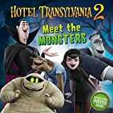 hotel books poster - Meet the Monsters (Hotel Transylvania 2)