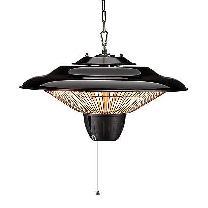 Exceptionnel Amazon.com : SURJUNY Electric Hanging Heater, Ceiling Patio Heater,  Indoor/Outdoor Halogen Heater, Waterproof IP34 Rated, S01 : Garden U0026 Outdoor