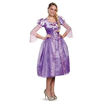 Tangled Halloween Costume | Amazon Com Rapunzel Adult Clothing Small Clothing