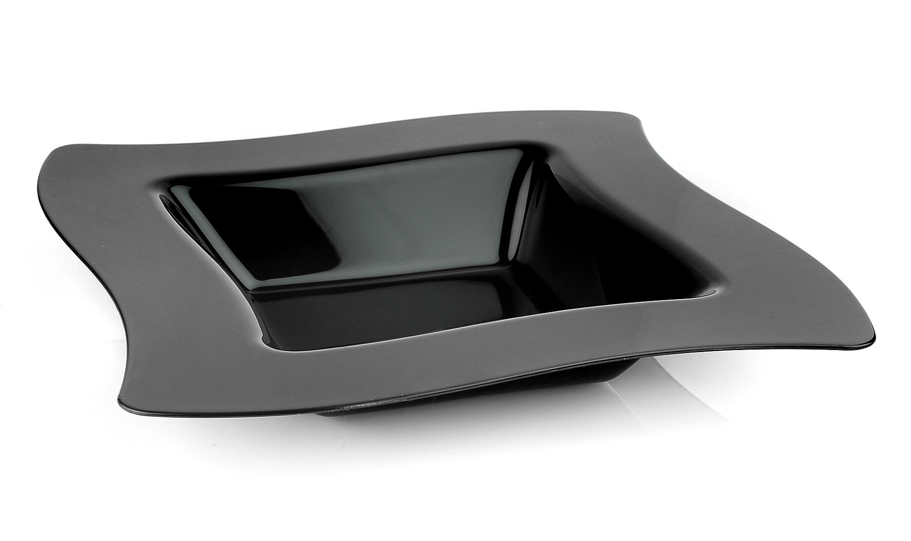 Fineline Wave trends 12 oz Bowl (Case of 120) (10 x 12), Black by Fine-line (Image #1)