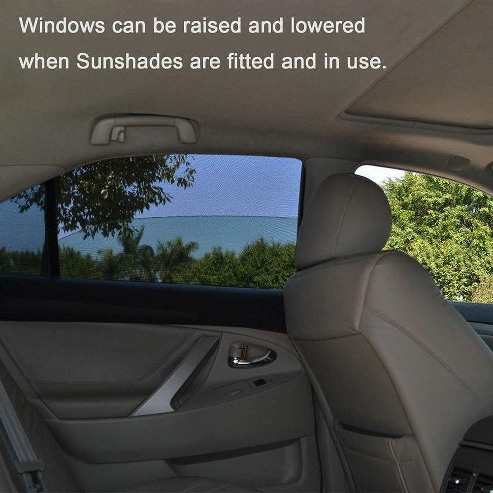 Lin XH 4PCS Parabrezza Parasole Parafango anteriore auto Parafango posteriore