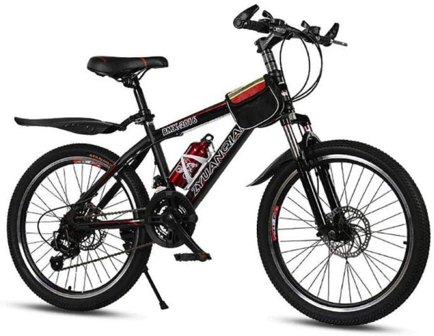Bicicleta de Montaña Hombres Doble Suspensión Bicicleta de Montaña ...
