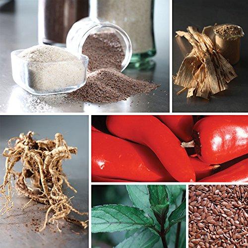 Dr. Schulze's | Intestinal Formula #2 | Herbal Colon Cleanse Formula | Natural Detox Powder| Dietary Supplement | Remove Excess Waste, Poisons & Build-Up | Gastroenteric Vacuum | 8 Oz. Jar (2 Pack) by Dr. Schulze's (Image #3)