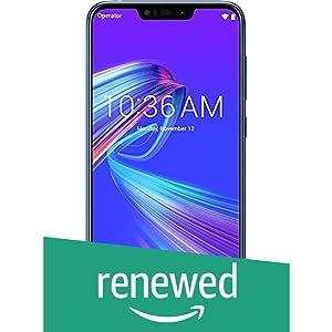 (Renewed) Asus Zenfone Max M2 (Blue, 3GB RAM, 32GB Storage)