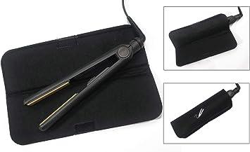 Bolsa protectora y almacenamiento resistente al calor compatible con planchas de pelo ghd & nueve: Amazon.es: Salud y cuidado personal