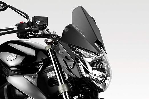 KOMPATIBEL MIT Yamaha XJ6 SP 600 ABS VERST/ÄRKUNG F/ÜR Motorrad LAMPA AERO-X 90146 UNIVERSAL UNIVERSAL Nicht SPEZIELL SCHWARZ 270X190X35 MM