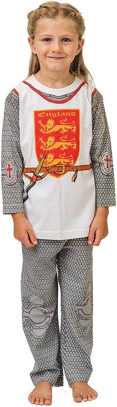 Pijama de Caballero de Inglaterra y Ropa Casera Divertida (3-4 ...