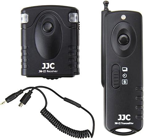 JJC inalámbrico disparador remoto de control de disparador remoto ...