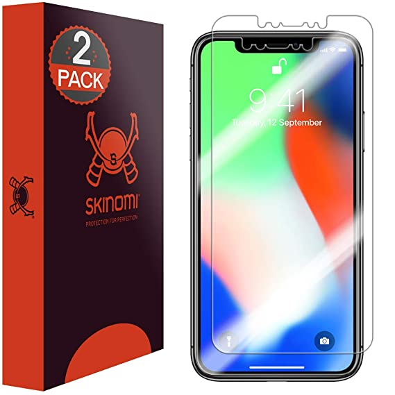 new products 6daa2 fe280 Apple iPhone Xs Max Screen Protector [Edge to Edge](6.5