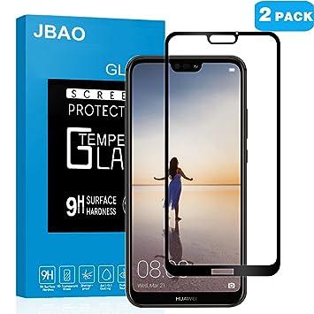 Amazon com: [2-Pack] Huawei P20 Lite Screen Protector,Jbao