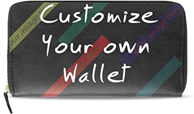 Fathers Day Gift,Personalized Photo Wallet Custom Mens Wallet Boyfriend Gift Husband Gift Valentines Day Anniversary Gift