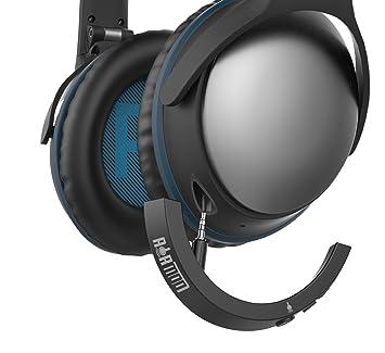Adaptador inalámbrico Bluetooth AirMod para auriculares Bose QuietComfort 25 (QC25)
