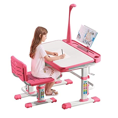 Incredible Amazon Com Desks Chairs Childrens Study Table Home Table Onthecornerstone Fun Painted Chair Ideas Images Onthecornerstoneorg