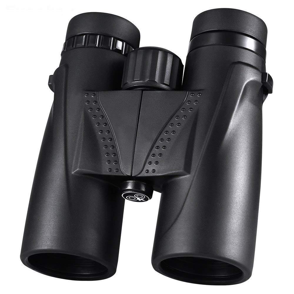 大人気新作 双眼鏡の防水専門家のキャンプの望遠鏡のズームプリズム光学の双眼鏡の革紐の10X42 B07Q8R293P B07Q8R293P, ジュエリー YouMe:e3012341 --- berkultura.ru