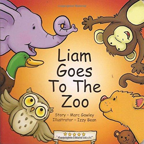 Liam Goes to the Zoo pdf epub