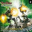 Sturm der Kriegsandroiden (Perry Rhodan Action 2) Hörbuch von Christian Montillon Gesprochen von: Sebastian Rüger