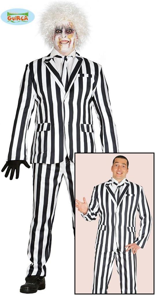 Guirca 84438 - Ghost Suit Adulto Talla L 52-54: Amazon.es ...