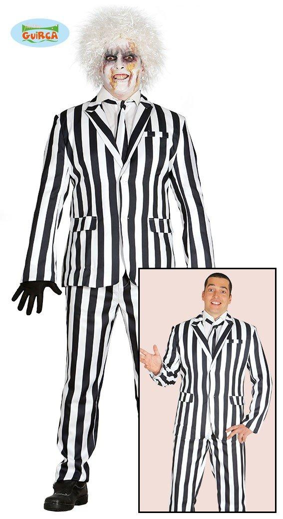 Guirca 84437 - Ghost Suit Adulto Talla M 48-50: Amazon.es: Juguetes y juegos