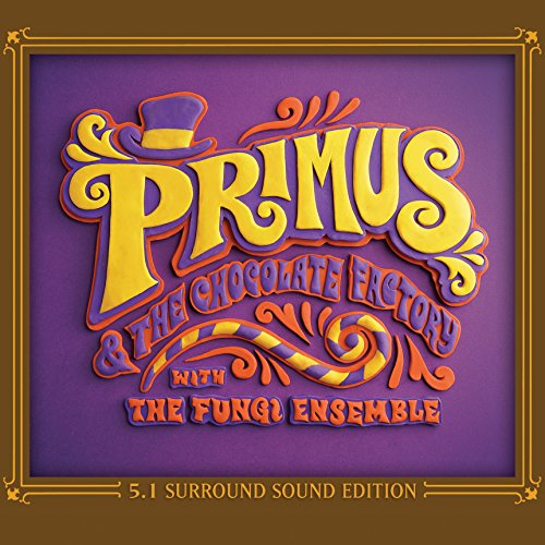 Price comparison product image Primus & The Chocolate Factory With The Fungi Ensemble [CD/DVD][5.1 Dolby Surround Sound]
