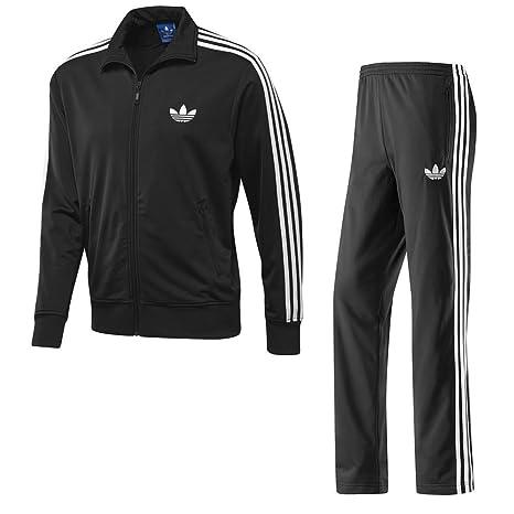 Adidas Firebird Tuta Da Uomo  Amazon.it  Sport e tempo libero dcad7f013f3d