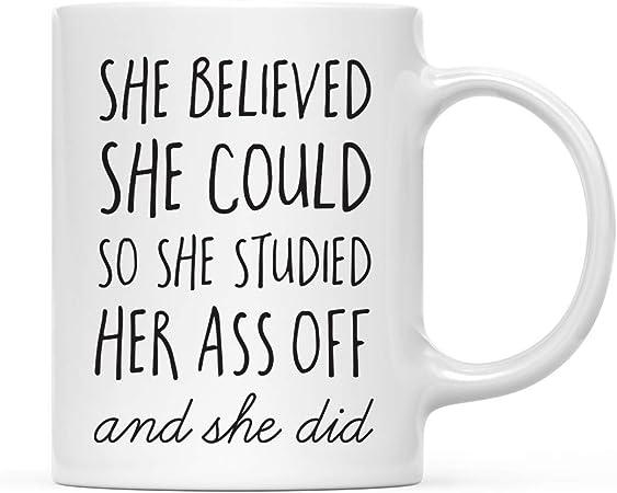 Andaz Press Graduation Coffee Mug Gift