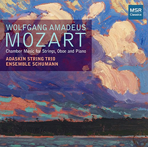 - Wolfgang Amadeus Mozart: Kegelstatt Trio in E-flat major, K.498 [First Version with Oboe]; Piano Quartet in E-flat major, K.493; Oboe Quartet in F major, K.370/368b