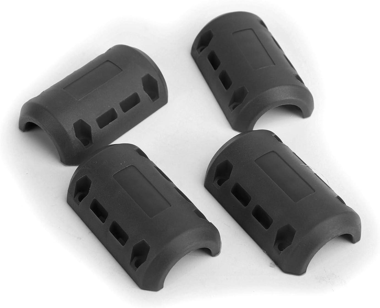 Topteng Engine Crash Bar Protector Bumper Guard Black 22-28mm for B-M-W R1200GS F700//800GS