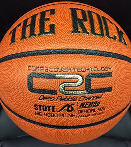 fan products of  The Rock- Basketball - Official Mens