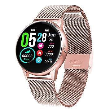 TEHWDE Pulsera de Actividad Smartwatch Impermeable IP68 con ...